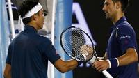 Nishikori gặp Djokovic ở Chung kết Miami Open 2016