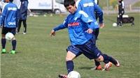 Tuấn Anh và Công Phượng vẫn không được thi đấu tại J-League 2