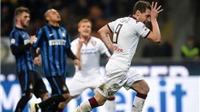 Chơi với 9 người, Inter thua ngược Torino