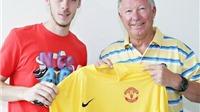 Sir Alex giải thích lý do Man United từ chối Neuer, chọn De Gea