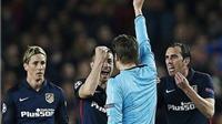 Không phải trọng tài, chính 'màn tự sát' của Torres khiến Atletico thất bại
