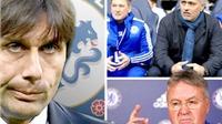 Chelsea: Guus Hiddink cảnh báo Antonio Conte