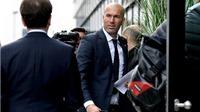 Zidane: 'Real sẽ thi đấu vì cả mùa giải ở trận lượt về với Wolfsburg'