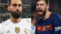 Alvaro Arbeloa mỉa mai Barcelona: 'Thắng đội đủ 11 người khó lắm!'