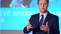 Hồ sơ Panama: Thủ tướng Anh công khai thu nhập