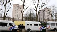 Mục tiêu khủng bố vẫn là Paris, tấn công Brussels là quyết định phút chót