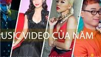 Hạng mục Music video của năm: Sự tiến bộ vượt bậc về chất lượng hình ảnh