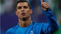 Ronaldo tin vào 'phép màu' của Real trước Woflsburg