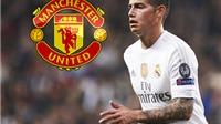 CẬP NHẬT tin tối 12/4: Ronaldo bỏ xa phần còn lại. Real có thể bán James cho M.U