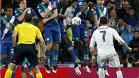 Chiêm ngưỡng những pha đá phạt trực tiếp đẹp nhất của Ronaldo