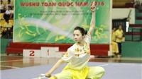 Hà Nội vô địch giải vô địch wushu toàn quốc năm 2016