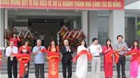 Khánh thành Nhà sáng tác miền Trung - Tây Nguyên tại Đà Nẵng