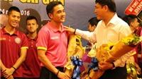 CLB bóng đá Sài Gòn có vốn điều lệ 100 tỷ đồng