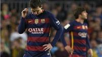 CẬP NHẬT tin sáng 18/4: Messi lập kỳ tích trong ngày buồn của Barca. Enrique 'đá đểu' nhà báo