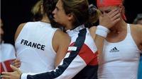 Chung kết Fed Cup: CH Czech chạm trán Pháp
