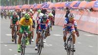 Giải xe đạp HTV 2016: Nguyễn Thành Tâm có 'hat-trick' danh hiệu