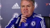 Hiddink: 'Cầu thủ Chelsea không chịu đá vì EURO 2016'