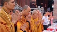 Đại lễ cầu siêu các anh hùng liệt sỹ tại chùa Phật tích Trúc lâm Bản Giốc