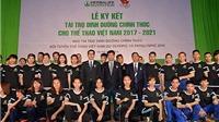Thể thao Việt Nam tiếp tục được tài trợ dinh dưỡng
