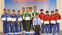 Giải Vovinam các đội mạnh toàn quốc 2016: TP.HCM chứng tỏ ưu thế