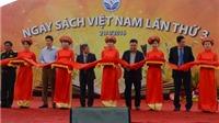Hơn 30.000 đầu sách được giới thiệu trong Ngày sách Việt Nam lần thứ 3