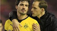 Hummels úp mở tương lai ở Dortmund