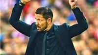 Diego Simeone: Độc tôn khác áo choàng tập thể