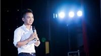 MC Hạnh Phúc, dẫn thảm đỏ Cống hiến: Ém 'câu hỏi khó' cho Sơn Tùng M-TP và Ái Phương
