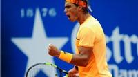 Nadal đối đầu với Nishikori ở chung kết Barcelona Mở rộng