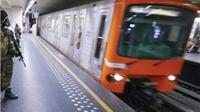 Hệ thống tàu điện ngầm ở Brussels trở lại hoạt động bình thường sau khủng bố