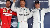 Giành pole ở Nga, Nico Rosberg đứng trước cơ hội nhất 4 chặng liên tiếp