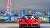 Hãng siêu xe Ferrari sẽ đạt lợi nhuận cao kỷ lục trong năm 2016