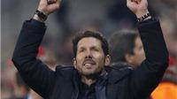 Diego Simeone đánh cả 'người nhà' khi giúp Atletico loại Bayern
