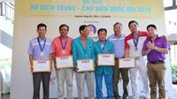 5 nhà vô địch được vào thẳng VCK TPBank WAGC 2016