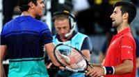 Madrid Open: Djokovic thắng dễ, Nadal vượt khó vào bán kết