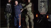 Mexico chuyển trùm ma túy 'El Chapo' đến nhà tù gần biên giới với Mỹ