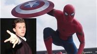 Ra mắt bom tấn 'Captain America: Civil War': Người Nhện đơn thuần là 'cậu bé ngoan'