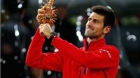 Tennis ngày 9/5: Andy Murray tụt hạng. Djokovic tin sẽ vượt qua Federer