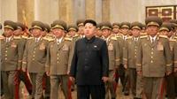 Kết thúc Đại hội Đảng, nhà lãnh đạo Triều Tiên tham dự lễ diễu binh quy mô lớn ở Bình Nhưỡng
