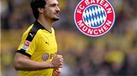 CHÍNH THỨC: Sau Renato Sanches, Bayern tiếp tục sở hữu Mats Hummels