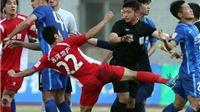 Trung Quốc: Cầu thủ lao vào tẩn nhau tại giải FA Cup