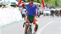 Giải xe đạp về nông thôn An Giang 2016: Quốc Khang lập cú đúp thắng chặng