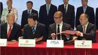 Peugeot và Dongfeng sản xuất ô tô chạy bằng điện