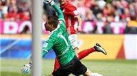 Bayern Munich 3-1 Hannover 96: Trận chiến của Mario Goetze