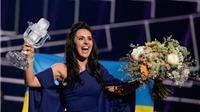 Chiến thắng tranh cãi nhất lịch sử Eurovision của ca sĩ Ukraine