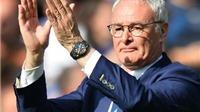 Ranieri: 'Không có pizza khi Leicester chia điểm với Chelsea'