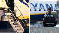 Na Uy sơ tán một chuyến bay vì hành khách nói từ 'bom'