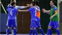 Chia điểm với Sanna Khánh Hòa, Thái Sơn Nam sớm vô địch  giải futsal quốc gia