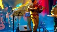 Violin Trần Anh Tú: Thức trắng đêm với những giai điệu về Bác
