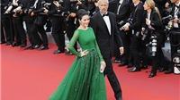 Lý Nhã Kỳ chứng minh không 'vô danh' ở Cannes